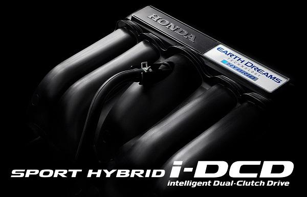 เครื่องยนต์เบนซิน Hybrid ขนาด 1.5 ลิตร รหัส LEB-H1