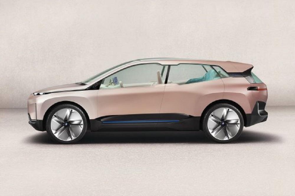 สำหรับ Platform ใหม่จาก BMW จะมีความล้ำสมัยมาก