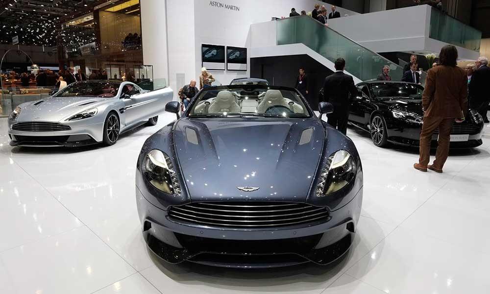 รวมถึงได้จัดแสดงรถยนต์ 2 รุ่นใหม่ จากทั้งหมด 7 รุ่น ตามแผนการออกแบบผลิตภัณฑ์ใหม่ของบริษัทแม่