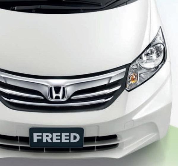 กระจังหน้าในลุคโฉบเฉียวสไตล์ Honda ที่คุณจะหลงใหลได้ง่ายๆ
