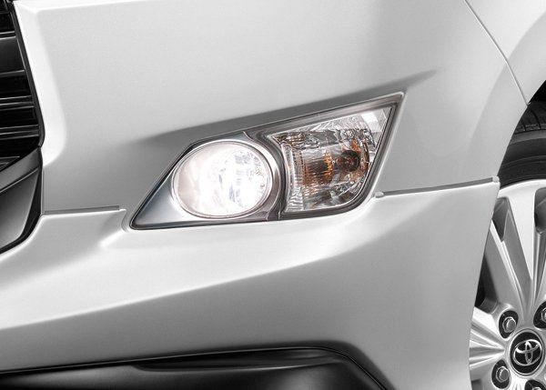 ไฟตัดหมอกหน้าใน Toyota Innova 2018-2019