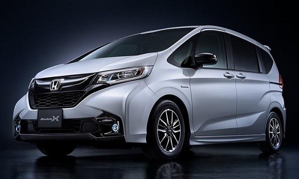 ทันสมัยสวยเท่ในสไตล์ Honda Freed 2018-2019 ที่น่าเป็นเจ้าของสำหรับรถยนต์ 7 ที่นั่ง