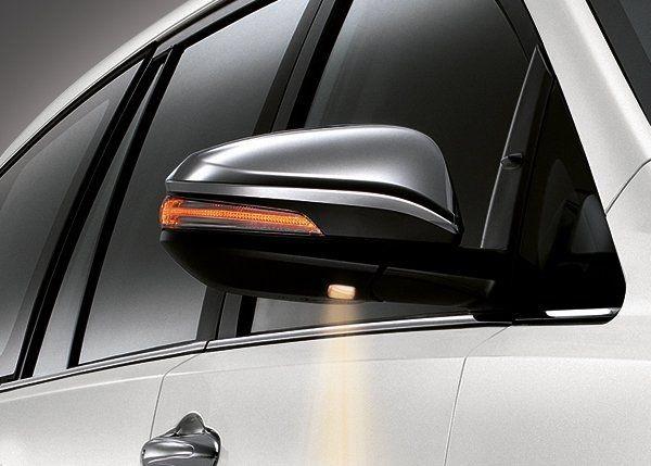 กระจกมองข้างพร้อมไฟเลี้ยวและไฟ Welcome Lights อีกระดับของความลงตัวในการออกแบบ