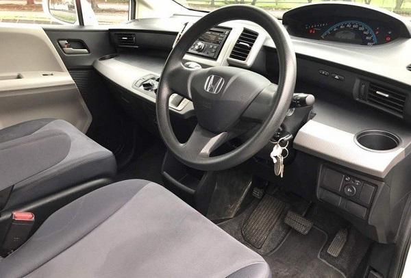 ถุงลมคู่หน้า Dual SRS ปกป้องการขับขี่อย่างมั่นใจกับ Honda Freed 2018-2019