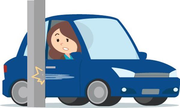 รถประสบอุบัติเหตุโดยไม่มีคู่กรณีสามารถเคลมประกันภัยได้