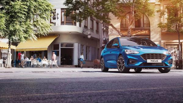 รถยนต์ Ford Focus
