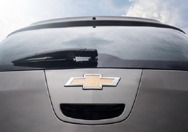 เติมความดุดันในมิติการออกแบบภายนอกใน  Chevrolet Spin 2018-2019