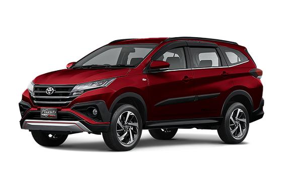 ชมชุดแต่ง Toyota Rush TRD Sportivo ซ้อมความสปอร์ตลงตัวไว้ก่อนนำเข้าไทย