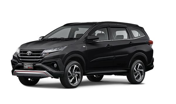 เพราะมี Avanza ที่ยังอยุ่ในตลาดเมืองไทย รอชมต่อไปว่า 4 รุ่นย่อยใน Toyota Rush 2018-2019  จะถูกจัดที่ไทยหรือไม่