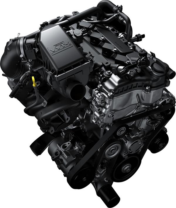 ระบบเครื่องยนต์ที่การันตีความมั่นใจได้ใน Toyota