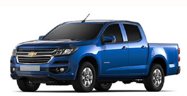CHEVROLET COLORADO C-CAB
