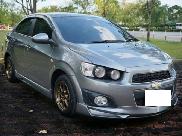 CHEVROLET SPIN มือสอง ปี 2013