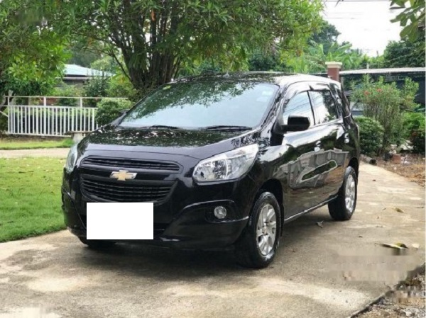 CHEVROLET SPIN มือสอง ปี 2014