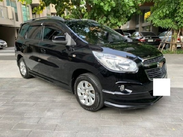 CHEVROLET SPIN มือสอง ปี 2015
