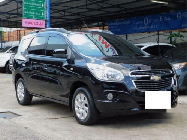 CHEVROLET SPIN มือสอง ปี 2016