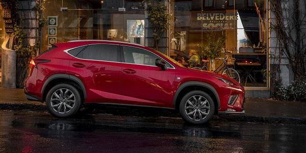 รถยนต์ที่เป็นมากกว่าความหรู แต่ยังบอกถึงความมีเอกลักษณ์และรสนิยมใน ต้องยอมรับในความหรู สปอร์ต สำหรับการออกแบบโฉมที่ลงตัวใน   Lexus NX