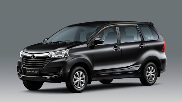 รถยนต์ Toyota Avanza