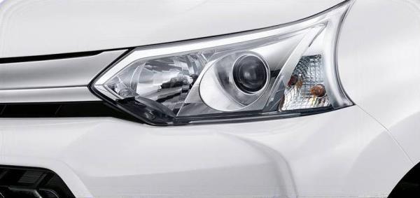 ดีเทลการออกแบบของ Toyota Avanza