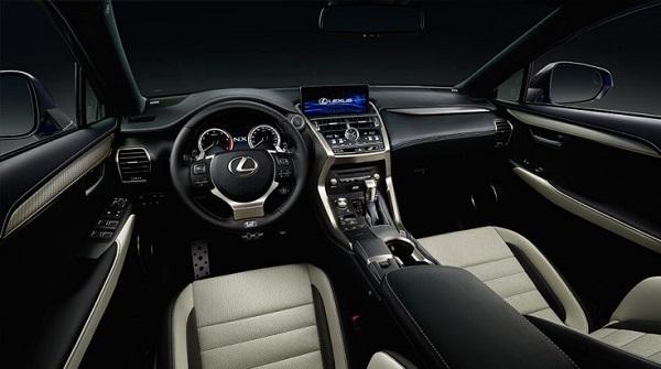 Lexus NX 2018 มาพร้อมกับเทคโนโลยีที่ทันสมัยต่างๆ มากมาย