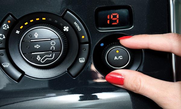 ระบบปรับอากาศภายในรถยนต์