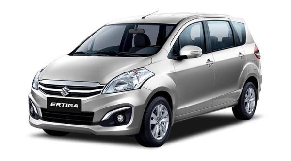รถยนต์ Suzuki Ertiga 2018