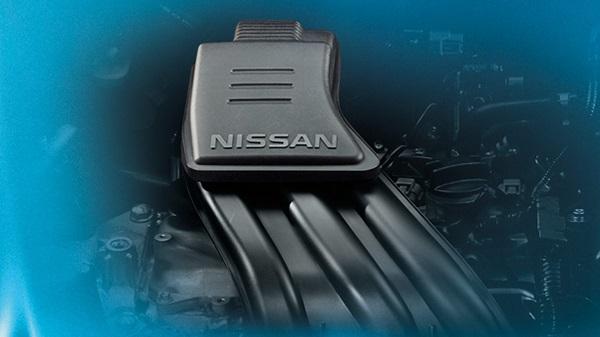 NISSAN MARCH 2018-2019 มาพร้อมกับเครื่องยนต์ HR12DE 3 สูบแถวเรียง DOHC ขนาด 1,198 ซีซี