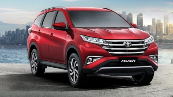 รถยนต์ Toyota Rush