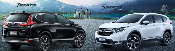 HONDA CR-V 2018-2019