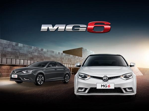 ส่งท้ายปีเก่าต้อนรับปีใหม่ด้วยข้อเสนอพิเศษจาก NEW MG 6 (2018-2019)
