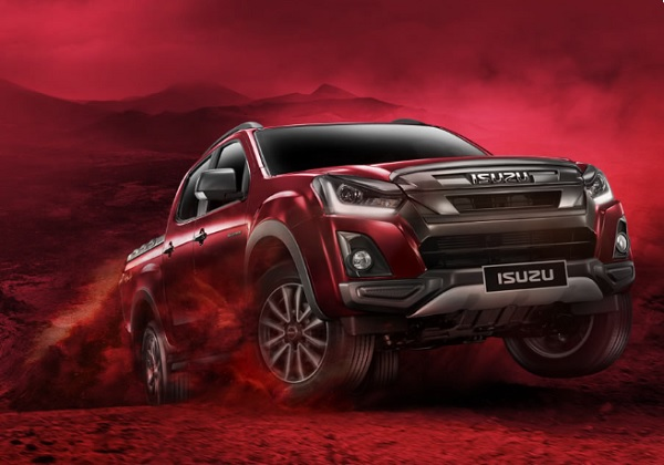 ISUZU D-MAX V-Cross 4x4