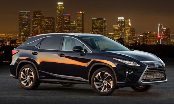 Lexus RX 200t Luxury