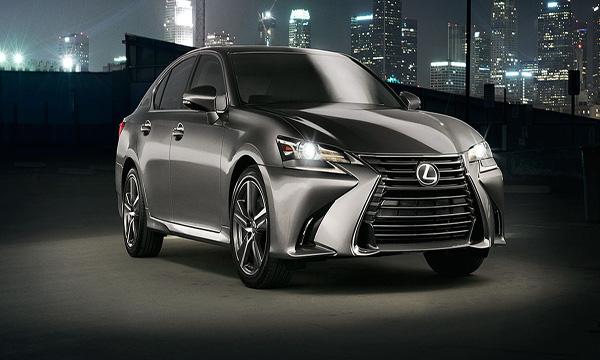 Lexus GS โฉม 2015