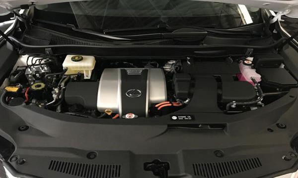 เครื่องยนต์ V6 Four Cam 24 วาล์ว Dual VVT-i ขนาด 3.5 ลิตร
