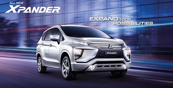 กับความลงตัวทุกการสัมผัสใน Mitsubishi Xpander MPV ขนาดเล็กที่จะหลงใหลได้ไม่ยาก