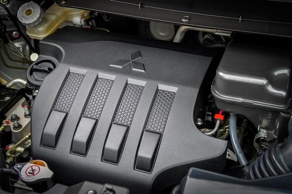 Mitsubishi Xpander ขุมพลัง 4 สูบ DOHC 16 วาล์ว MIVEC 1.5 ลิตร 105 แรงม้า แรงบิด 141 นิวตันเมตร เกียร์อัตโนมัติ 4 จังหวะ
