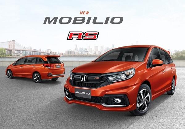 สำหรับครอบครัวยุคใหม่ ทันสมัยเร้าใจทุกการขับขี่กับ Honda Mobilio