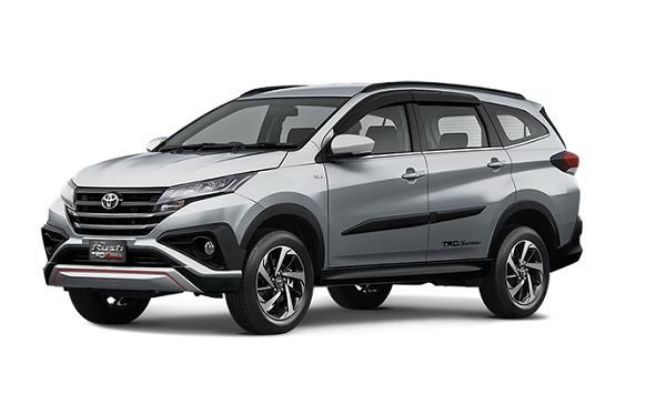 เติมเต็มความทันสมัยกับครอบครัวยุคใหม่ใน Toyota Rush