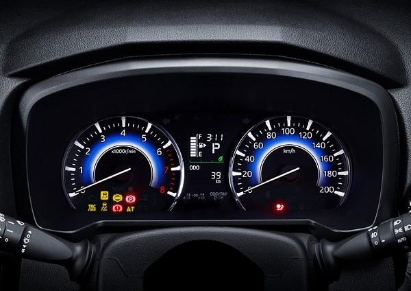 ลงตัวทุกฟังก์ชั่นการใช้งานใน Toyota Rush