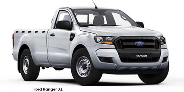 Ford Ranger Standard Cab