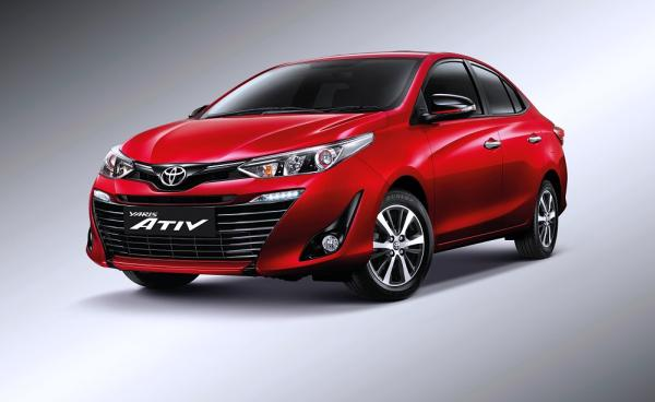 Toyota Yaris ATIV 1.2 J ECO