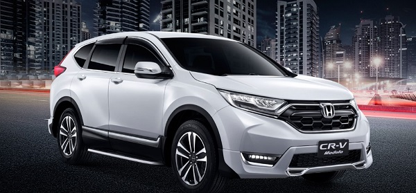 เพิ่มความเป็นคุณในแบบที่ใช่กับ Modulo CR-V 2018-2019  ชุดแต่งที่สร้างเอกลักษณ์ให้ Honda CR-V 2018-2019