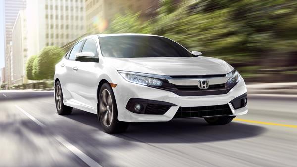 รถยนต์ขายดี Honda Civic 2018