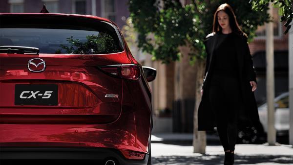 รถยนต์อเนกประสงค์ All New Mazda CX-5 2019