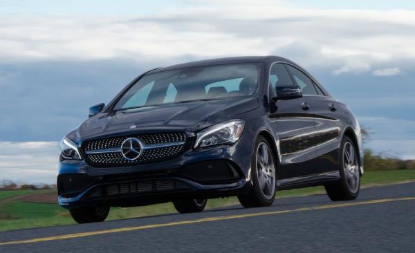 รถยนต์ยอดแย่ Mercedes-Benz CLA250