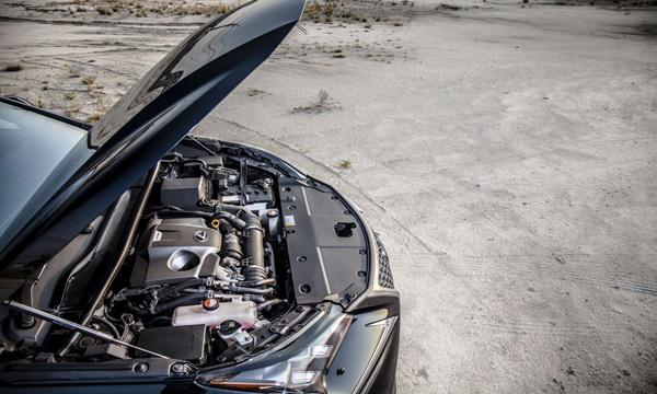 เครื่องยนต์ DOHC 16 วาล์ว Dual VVT-iW ขนาด 2.0 ลิตร
