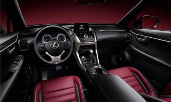 Lexus NX 2019 ติดตั้งพวงมาลัยมัลติฟังก์ชั่นแบบ 3 ก้าน