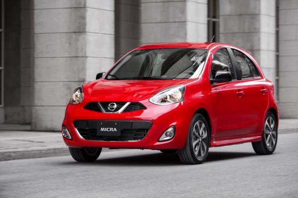 รถยนต์ Ecocar Nissan March
