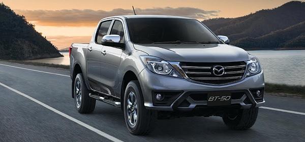 ราคาและตารางผ่อน Mazda BT-50 2019 รถยนต์ปิกอัพที่ฉีกกฎทุกการออกแบบ