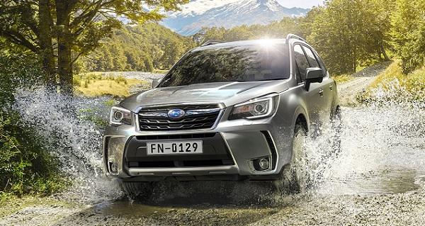 All new Subaru Forester 2019  แรงอึดระดับออฟโรดด้วยเครื่องยนต์เบนซิน ขนาด 1995 ซีซี 150แรงม้า