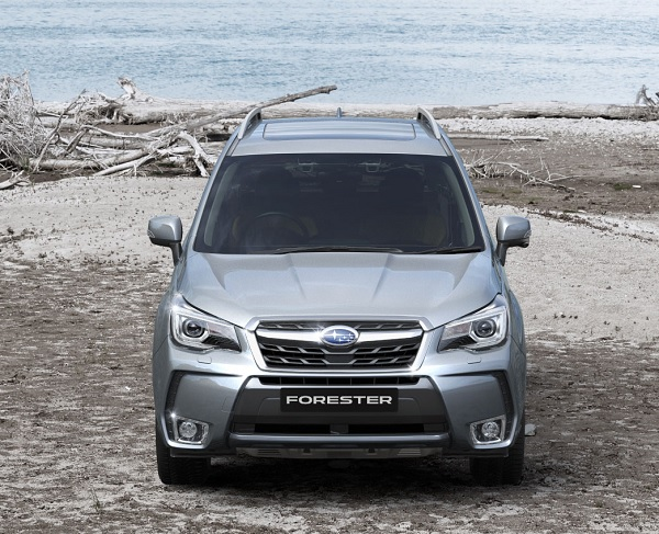 All new Subaru Forester 2019